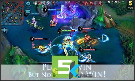 Mobile Legends V1.1.68.1461 Apk +mod [updated Version] For