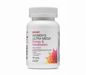 Gnc Women U2019s Ultra Mega Energy And Metabolism Review  Update  2019
