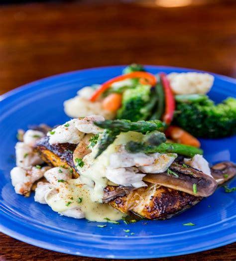 crab lump meat jumbo recipe grouper recipes murrells fish sauteed visitmyrtlebeach mushrooms bc sc