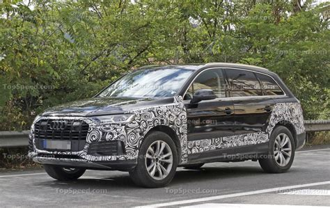 Audi Suv 2020 by 2020 Audi Q7 Top Speed