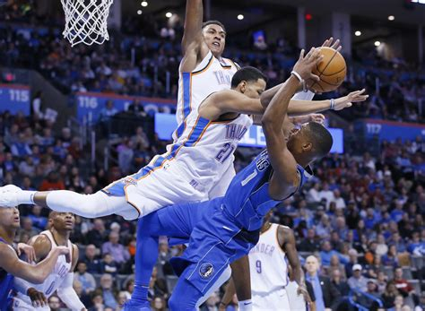 George, Westbrook lead Thunder past Mavericks, 112-99 | AM ...
