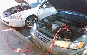 Instructions On How To Jump Start A Car Properly