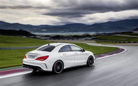 Maybe it deserves a second look. 2014 Mercedes-Benz CLA45 AMG Wallpapers   SuperCars.net - Today's Automotive News