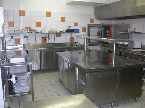 cuisine des pros cuisine inox pro