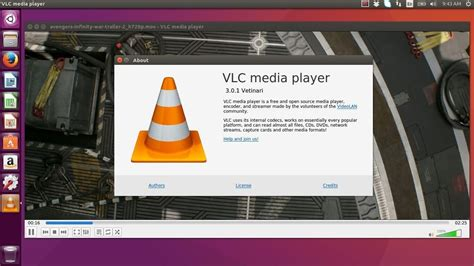 how to install vlc media player on ubuntu 18 04 17 10 ubuntu 16 04