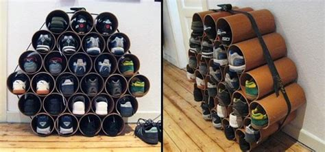 pvc shoe rack how to build a low cost shoe rack using pvc pipes