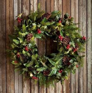 1000 ideas about Christmas Wreaths on Pinterest