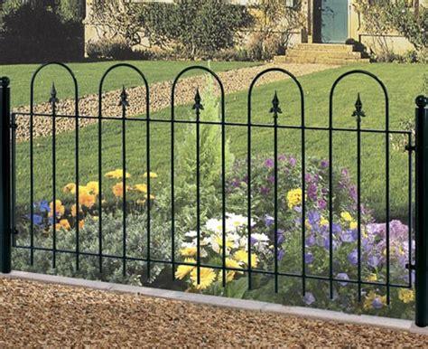 village hoop spear top fence panel ft supreme