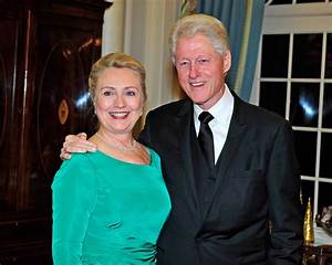 See Bill and Hillary Clinton, Susan Sarandon and 8 More ...