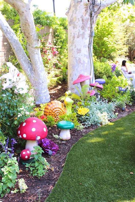 Garden Decoration For Birthday by Gardens Beautiful And Birthdays On