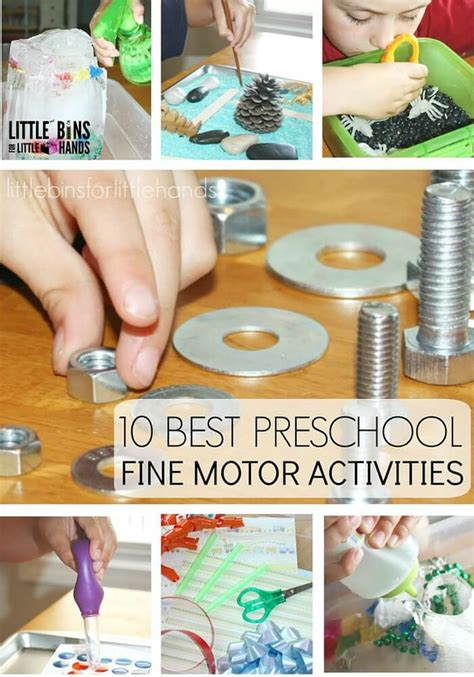 preschool motor activities for pre writing skills 521 | 10 Best Preschool Fine Motor Activities for Kids