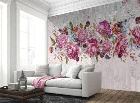 bloom wallpaper textured vinyl wallpaper   woven
