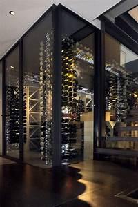 Cave À Vin Enterrée : cave vin vitree ~ Nature-et-papiers.com Idées de Décoration