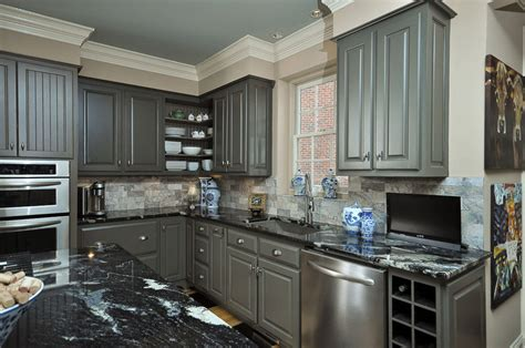 cuisine la cornue steps in choosing the right gray kitchen cabinets my