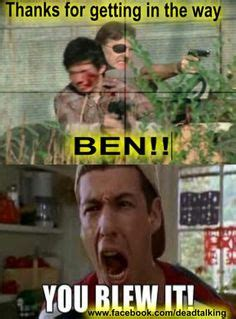 You Blew It Meme - 1000 images about walker bait on pinterest the walking dead the governor and walking dead