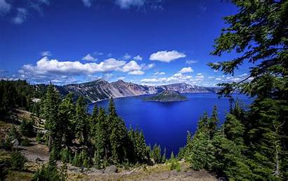 Oregon Crater Lake Wallpapers National Park Lac