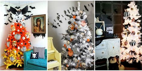 halloween tree diy decorations