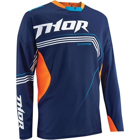 thor motocross jersey thor core 2015 bend motocross jersey motocross jerseys