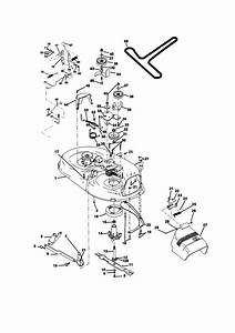 Wiring Database 2020  28 Craftsman Dls 3500 Parts Diagram