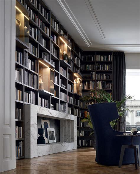 librerie poliform outlet parete attrezzata wall system di poliform design cr s