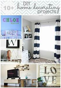 Ginger, Snap, Crafts, 10, Diy, Home, Decorating, Projects, Featured