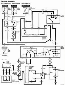 96 Ford Ranger Heater Motor Has No Power