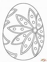 Easter Egg Coloring Blogx sketch template