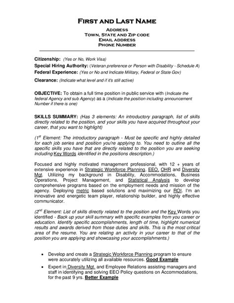 resume objective examples fillable printable