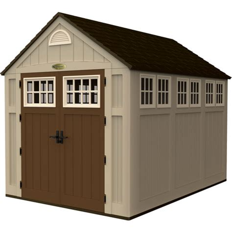 suncast alpine shed extension suncast 7 5 x 10 5 alpine shed walmart