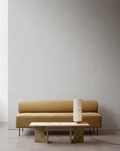 Sofa Minimal Eave Norm Architects Wall Dining