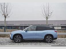 Nio ES8 2018 review Autocar