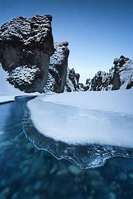 Winter Photography Iceland