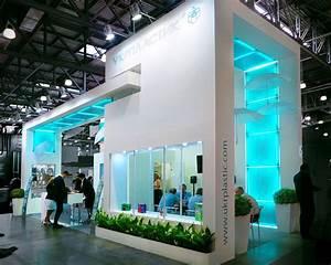 Exhibition, Stand, Design, On, Behance