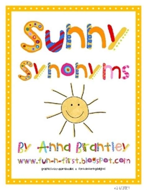 preschool synonyms 60 best synonyms images on school ideas 527
