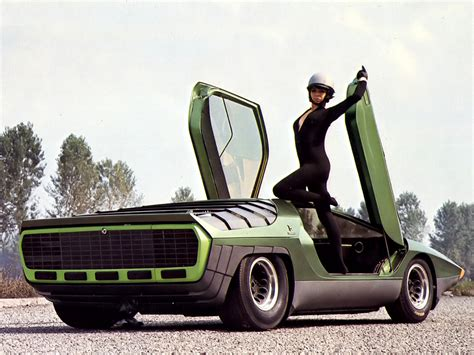 Alfa Romeo Carabo (1968