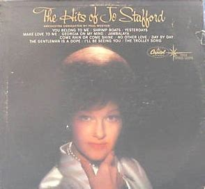 Shrimp Boat Allmusic by The Hits Of Jo Stafford