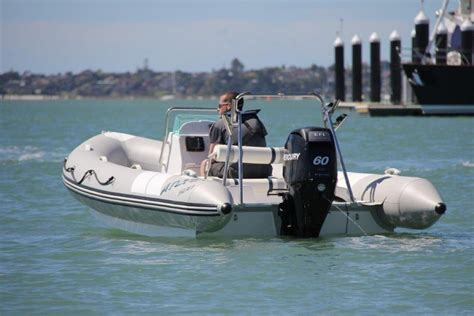 Zodiac Boats For Sale Perth by Atomix Boats 500 Rib Centre Console Hi Tech Marine