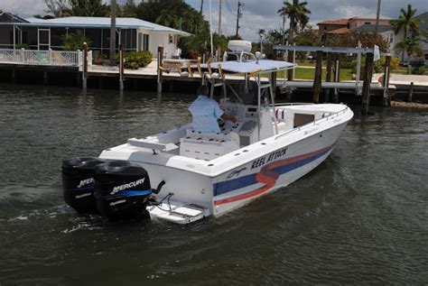28 Foot Baja Boats For Sale by The Pine Island Angler Baja 280 Sport Fisherman For Sale