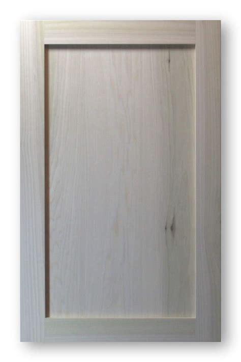 Shaker Cabinet Door ? Poplar Wood Frame Poplar Panel