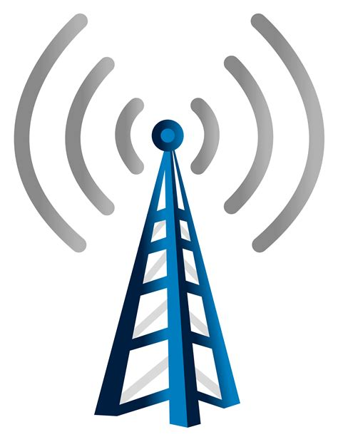 cell phone tower clipart clipart kid