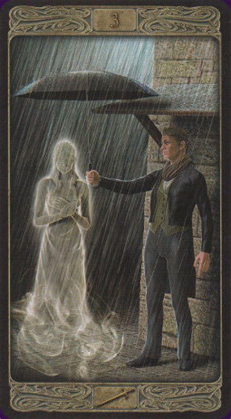 ghost tarot reviews images aeclectic tarot