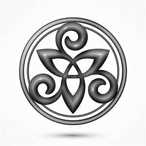 Symboles De Protection Celtique : symbole celtique en pierre de triskel de vecteur illustration de vecteur image 58419092 ~ Dode.kayakingforconservation.com Idées de Décoration