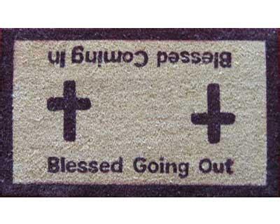 christian doormats christian doormat my team by milliken collegiate