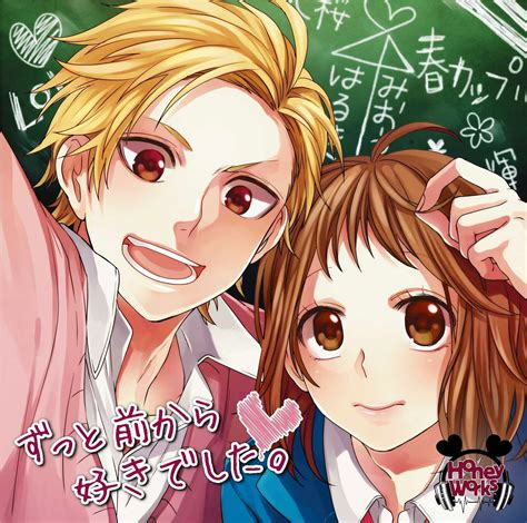 honeyworks anime adaptation honeyworks