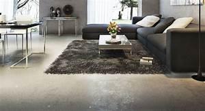 Industrieboden Im Wohnbereich : doppo ambiente industrieboden puristischer look bosus ~ Orissabook.com Haus und Dekorationen
