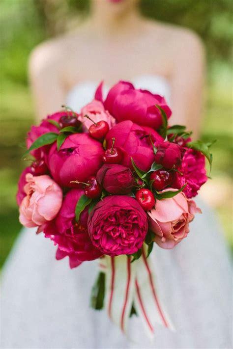 wedding flowers peonies woman  married