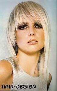Coupe Cheveux Asymétrique : coupe de cheveux asym trique ~ Melissatoandfro.com Idées de Décoration