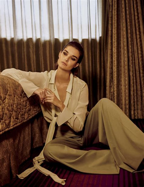 vogue mexico january  ophelie guillermand  trent