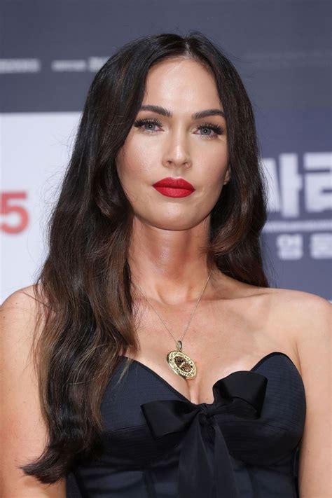 Megan Fox Battle Jangsari Press Conference
