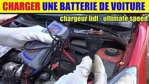 Charger Batterie Voiture : charger une batterie voiture chargeur lidl ultimate speed pour voiture et moto youtube ~ Medecine-chirurgie-esthetiques.com Avis de Voitures